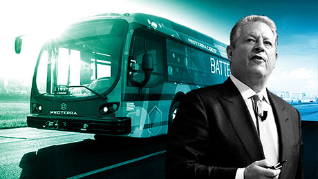 Why Al Gore Dreams of The Electric Bus