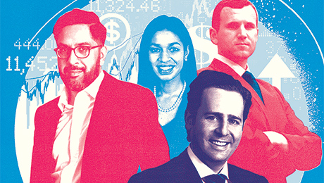 The 2017 Hedge Fund Rising Stars: Shining Brightly in Tough Times