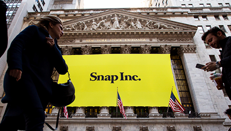 State Street Blasts Snap Over Lack of Shareholder Voting Rights