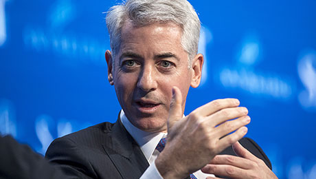 For Ackman's Pershing Square, Two Reasons to Celebrate