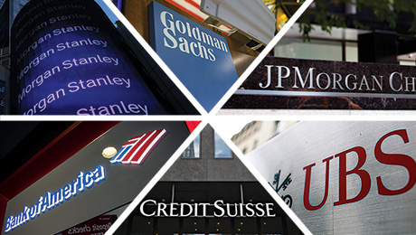 Three Pension Funds Sue Major Banks in Stock Loan Case