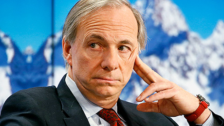 Ray Dalio: United States Most Divided Since 1937