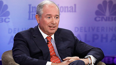 Blackstone's Schwarzman Isn't Worried About High Valuations