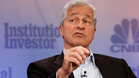 Dimon: Don't Worry About JPMorgan