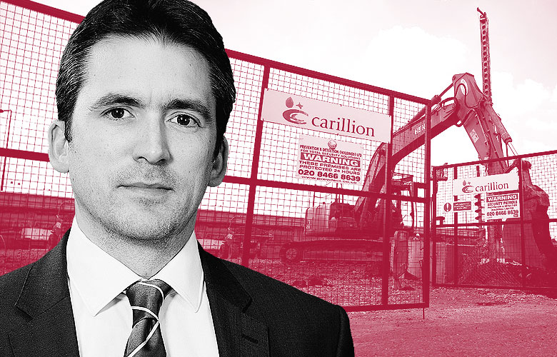 """""""Scammers"""" Seek to Cash In on Carillion Collapse, Trade Group Warns"""