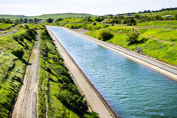 California's Complex Water Market Faces New Challenges