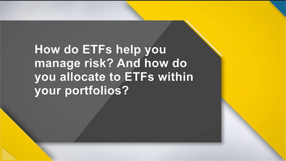 Video: How do ETFs help you manage risk?