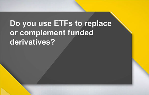 Video: How do you use ETFs with funded derivatives?