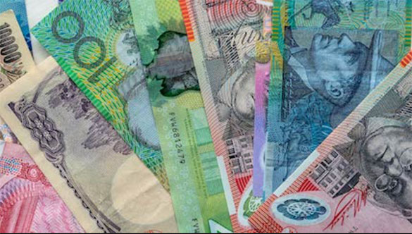 These Currencies are Rising Along With Commodities