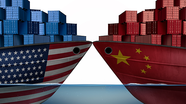 This Is Only Act One of U.S.- China Trade Tension