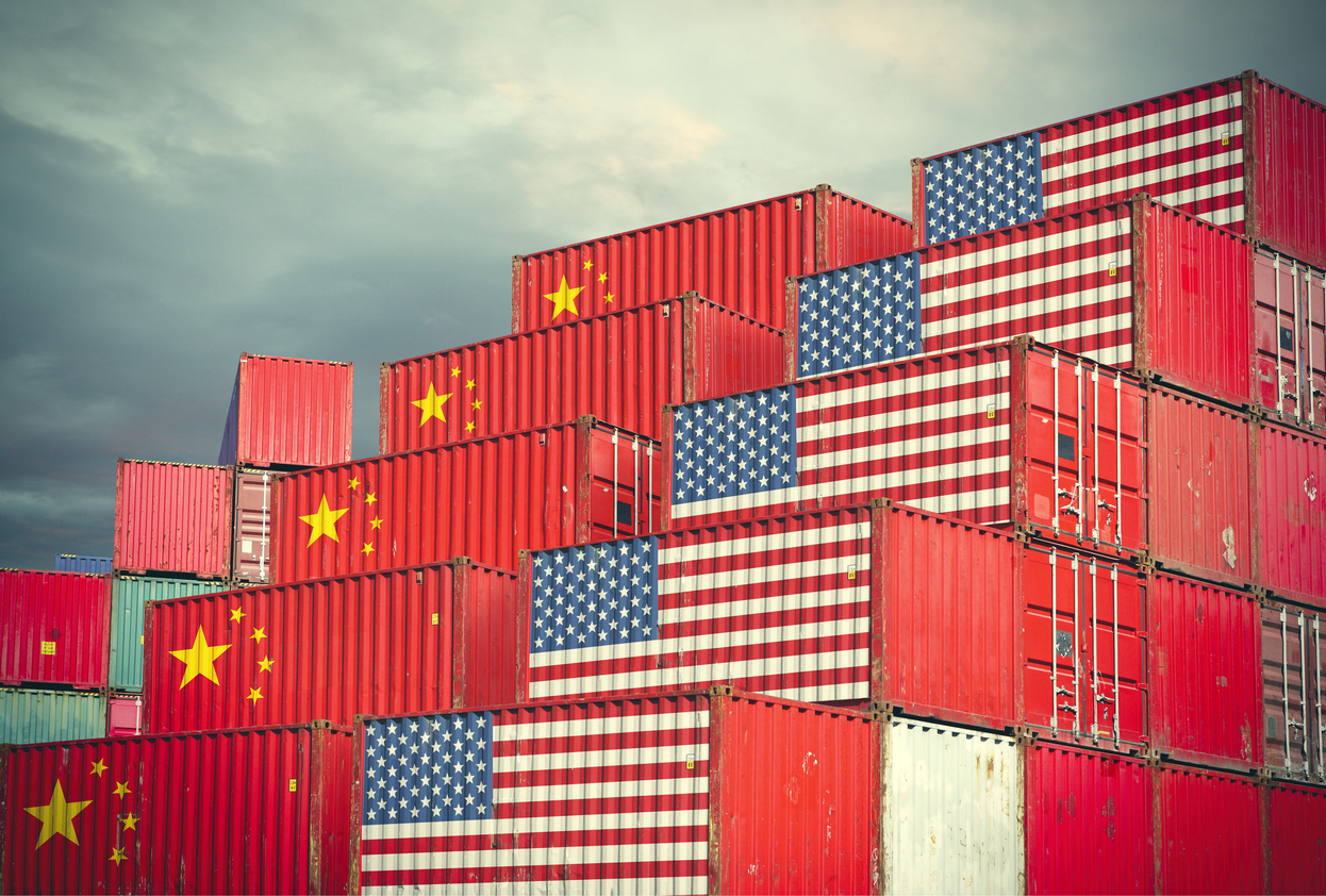 Will Trade Wars Push 10s/30s to Zero and Beyond?