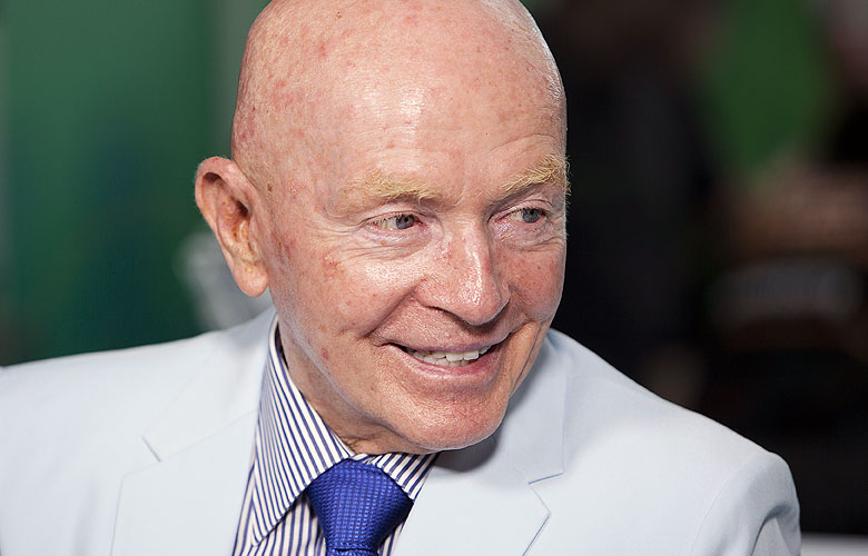 Emerging Markets Specialist Mark Mobius Retires From Franklin Templeton