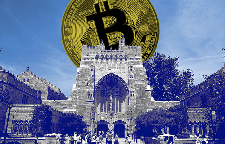 Photo Illustration by Alex Agius for Institutional Investor; Yale University (Photo credit: Craig Warga/Bloomberg)