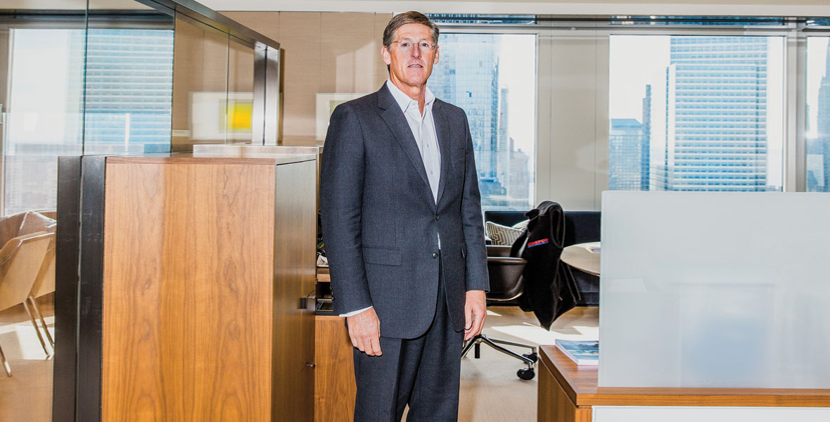 Michael Corbat, CEO of Citigroup (Photographs by David Williams)