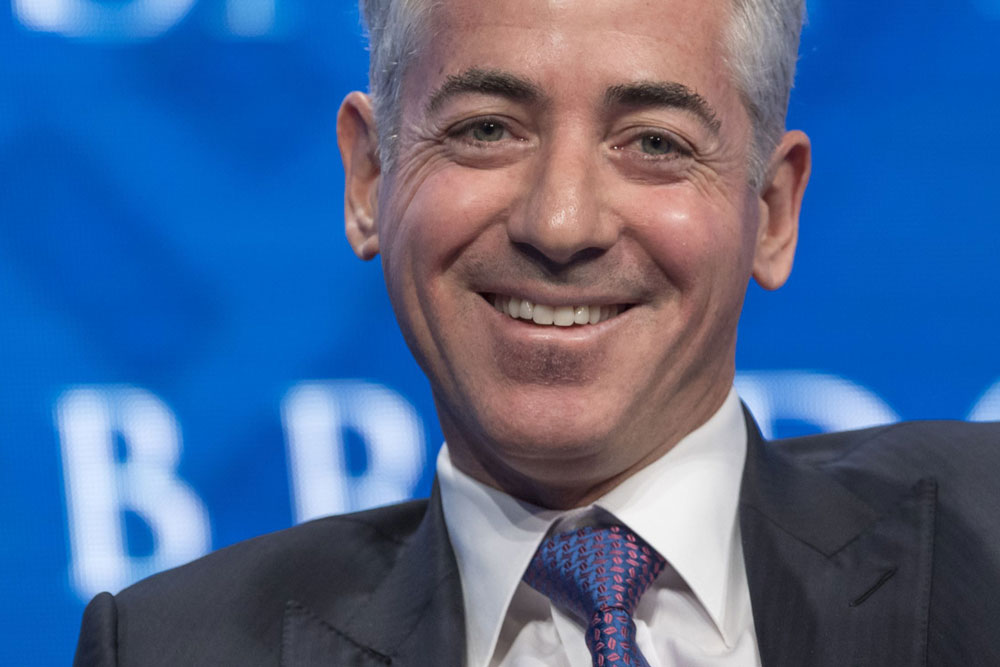 Bill Ackman's Billion-Dollar Year