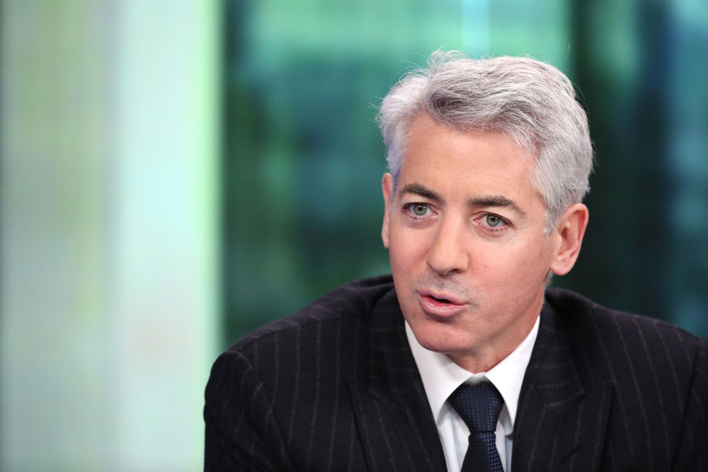 Ackman Avoids January Hedge Fund Carnage