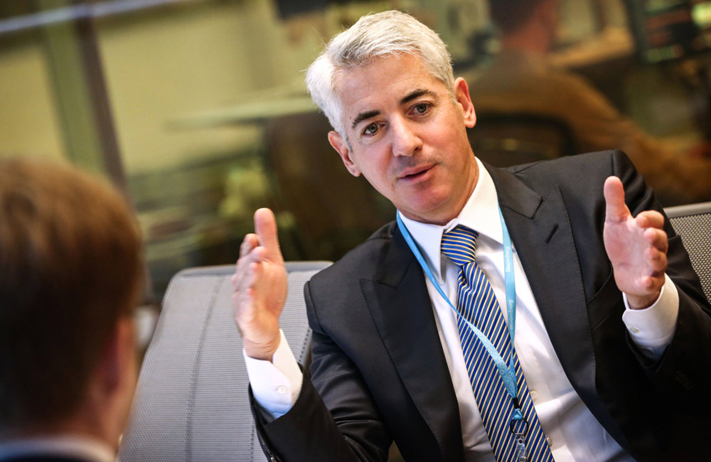 Bill Ackman's Pershing Rebounds With Strong February Gain