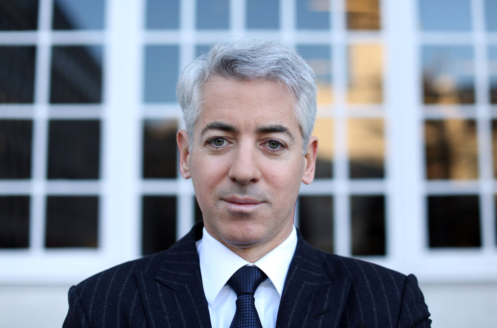 Ackman's Big Year Continues With August Gains