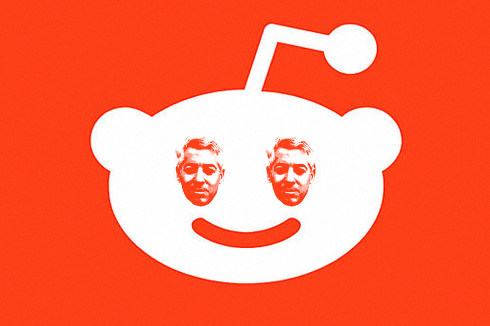 Reddit Is Convinced It Knows Bill Ackman's SPAC Target. Ackman Is Paying Attention.
