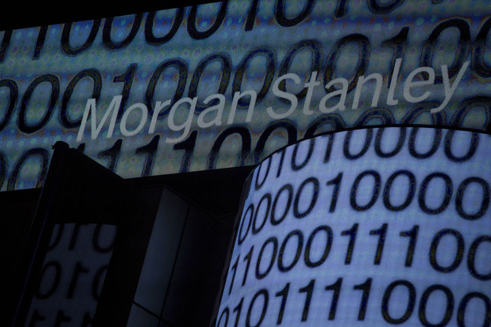 How Morgan Stanley's Sales Team Won 2020