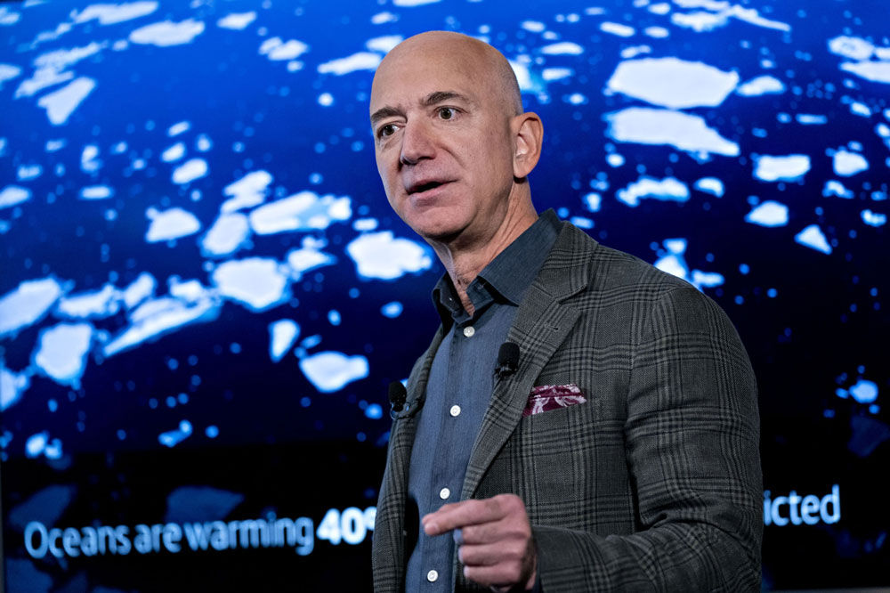 The New Climate Investor on the Block? Amazon.