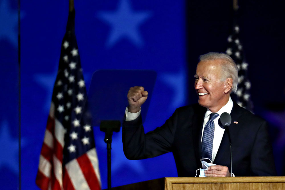 In Delayed Election Results, Markets Appeared To Price In a Joe Biden Victory