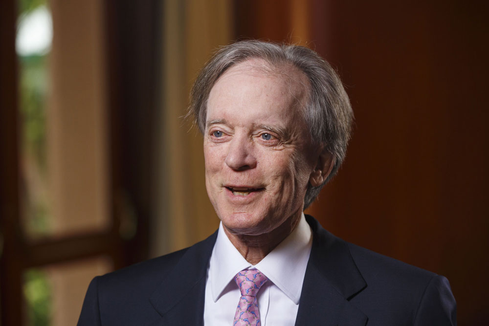 Bill Gross Has Some Thoughts About the Market