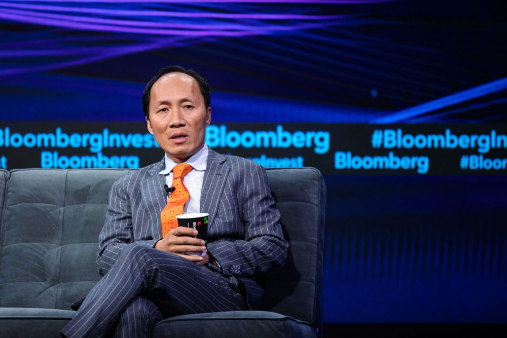 Chinh Chu, founder of CC Capital Partners, which announced Oct. 2 that it was teaming with Motive Partners to purchase Wilshire Associates. (Demetrius Freeman/Bloomberg)