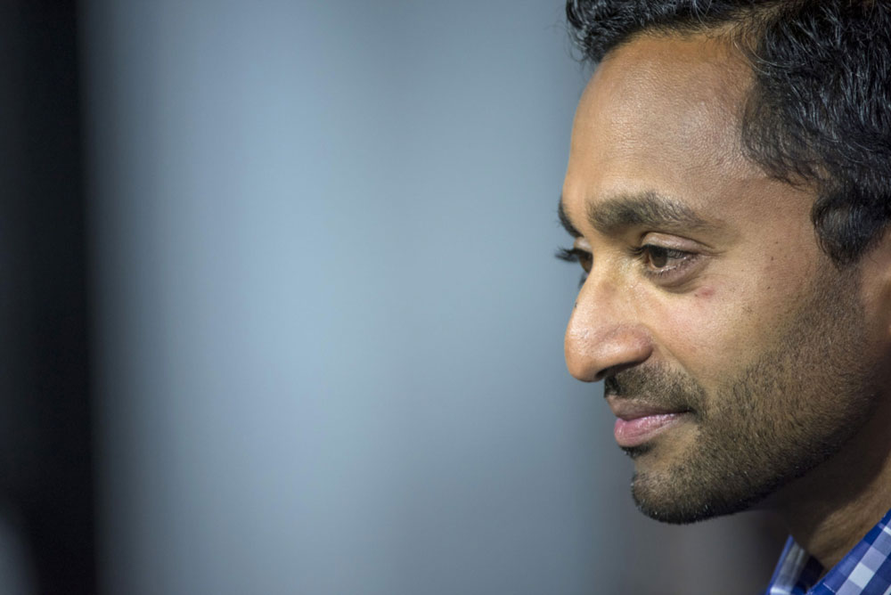 Chamath Palihapitiya, Silicon Valley SPAC King, Wants to Be Governor of California