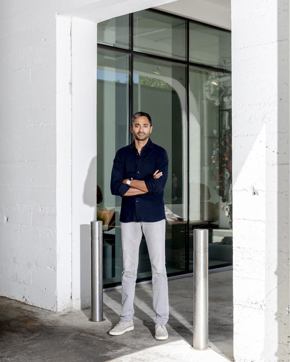 Chamath Palihapitiya (Photographs by Cayce Clifford)
