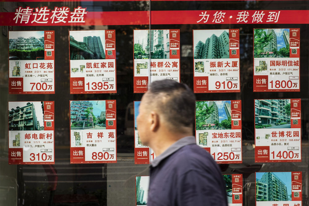 BCA Research: Here's Another Sign of a Weakening Chinese Property Market