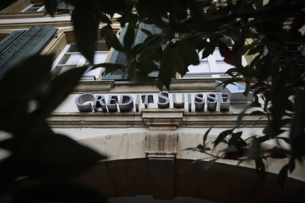 Credit Suisse Replaces Asset Management Head Amid Fallout From Greensill Capital Bankruptcy