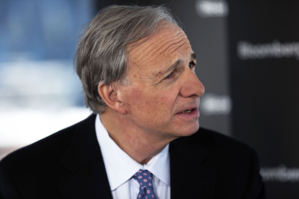Ray Dalio, in Economic Club of New York Address, Speaks of Threats Beyond the Pandemic