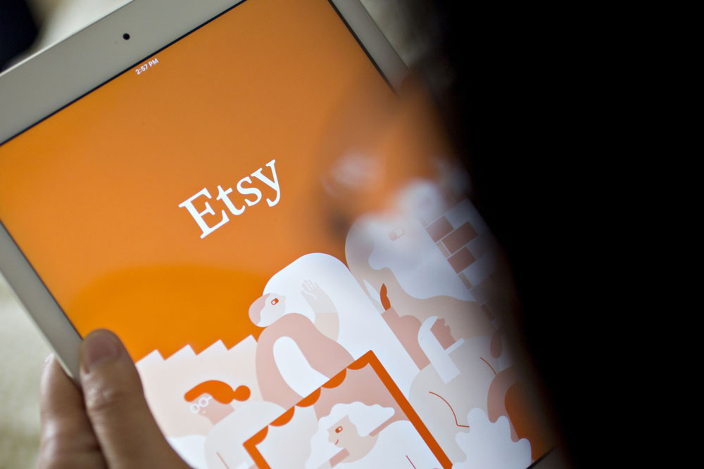 Etsy was one Cadian's key long positions this year. (Andrew Harrer/Bloomberg)