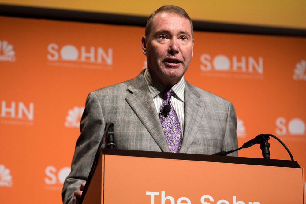 Jeffrey Gundlach Ponders Moving DoubleLine Out of California