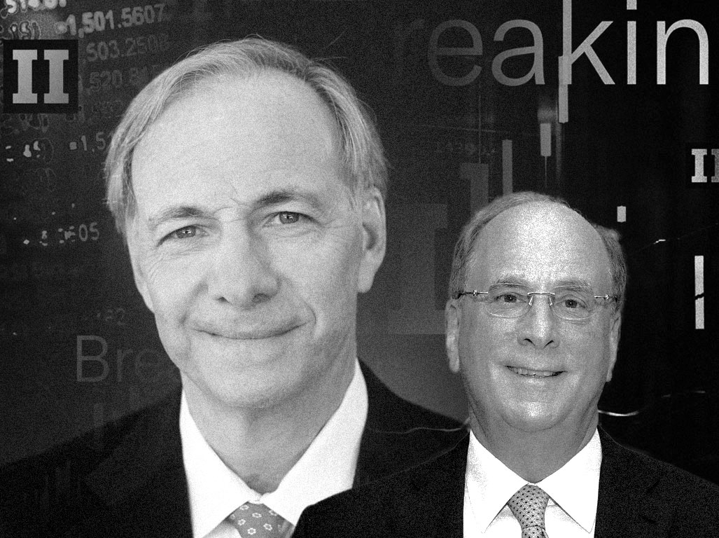 Chris Ailman,Larry Fink,Ray Dalio等更多地发言