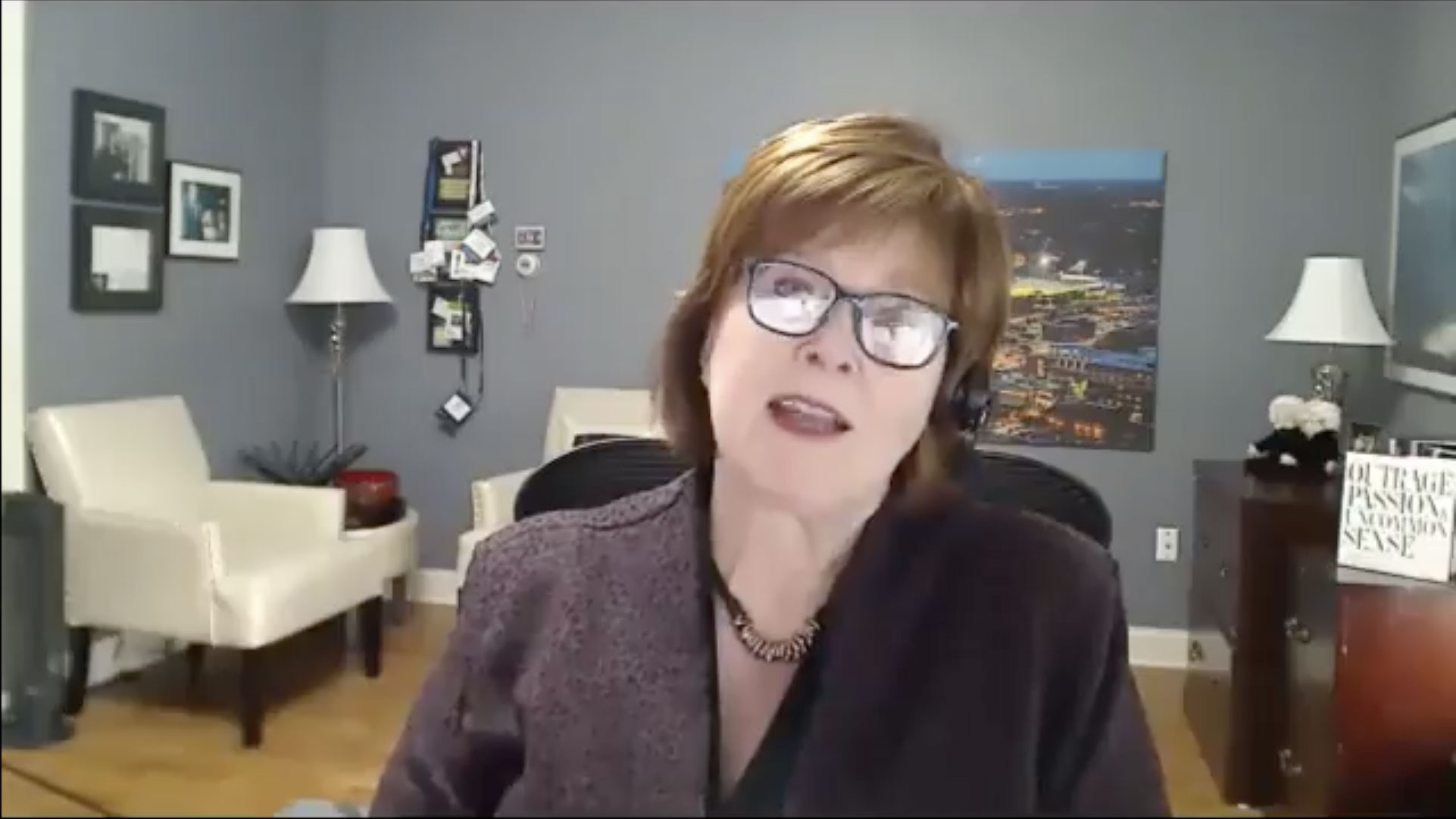 So Many Pollsters Got the 2020 Election Wrong. Ann Selzer Explains How She Got It Right.