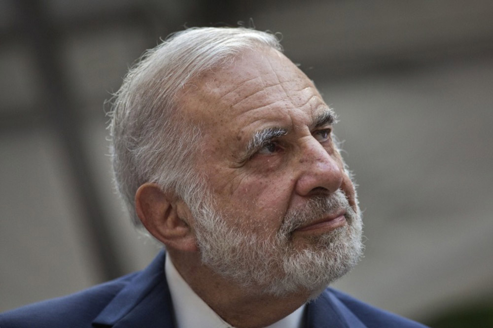 Icahn Gets a Boost in the Second Quarter