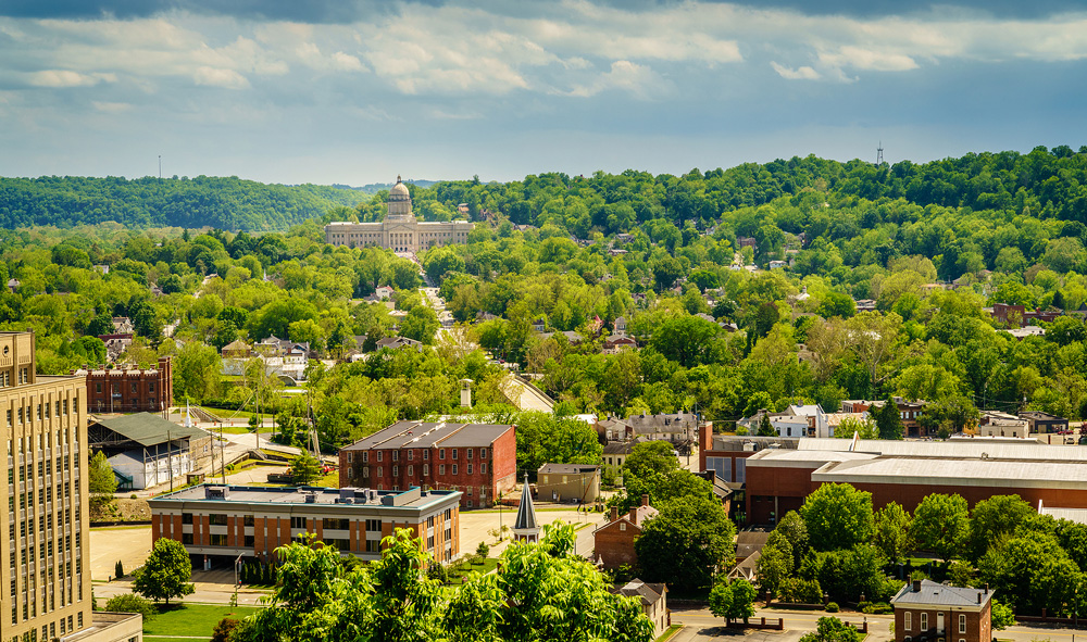 Frankfort, Kentucky. (Bigstock photo)