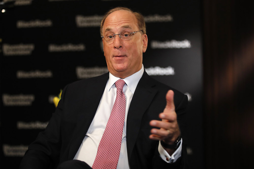 Larry Fink Repeats Promises for Culture Change in Annual Letter