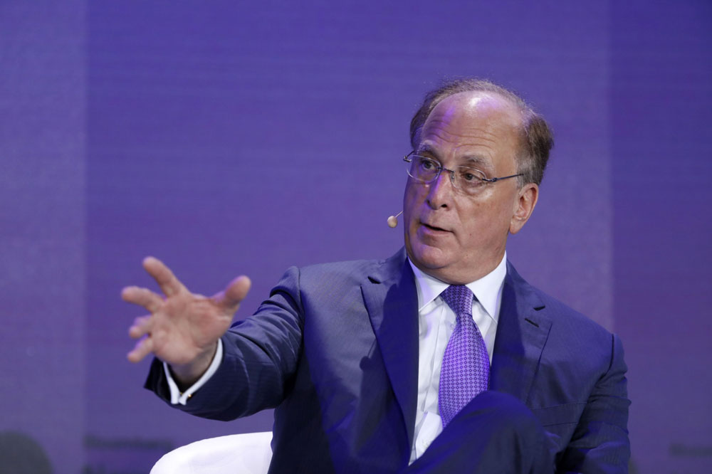 Larry Fink Is 'Worried' About Losing BlackRock's Culture in the Pandemic