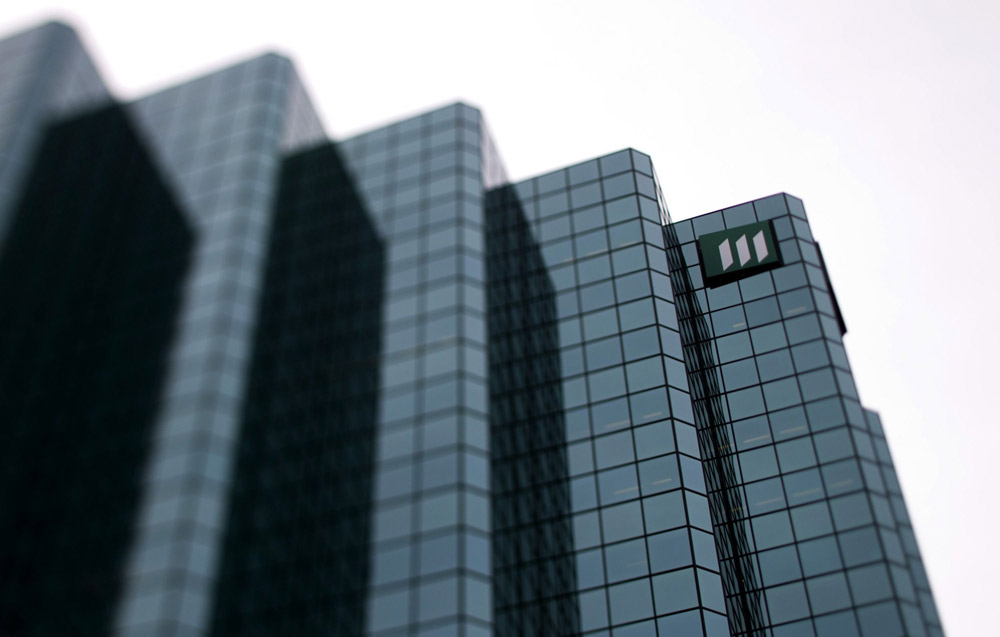 Manulife Financial Building in Ottawa, Canada. (Brent Lewin/Bloomberg)
