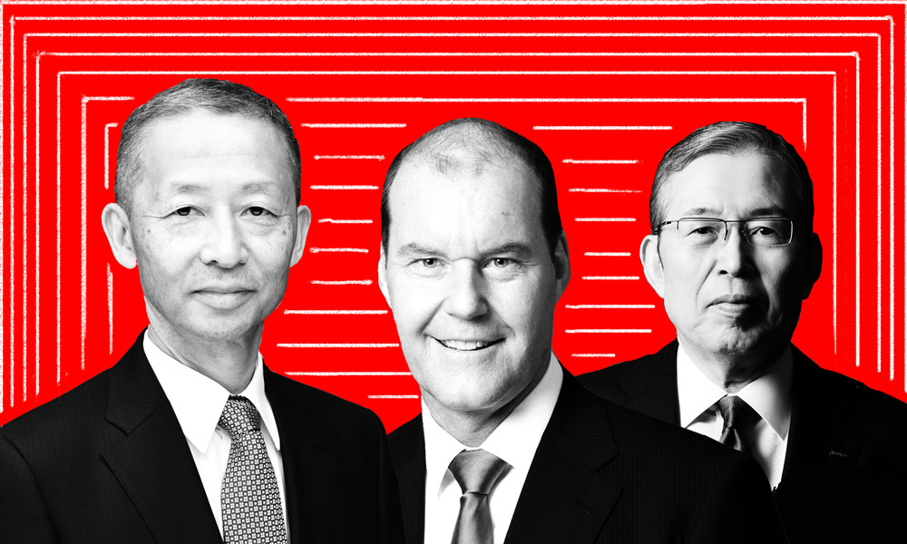 For Japan's Top CEOs, It's Change or Die