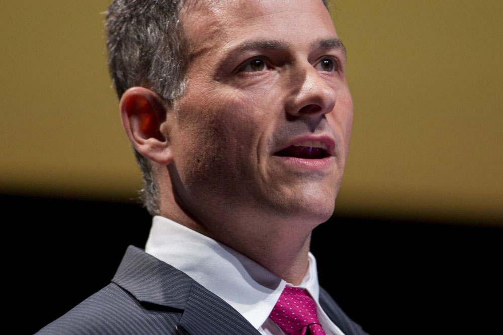David Einhorn (Andrew Harrer/Bloomberg)