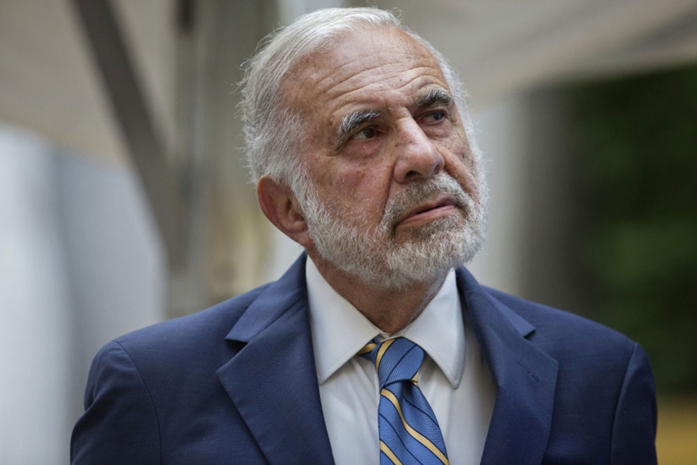 Carl Icahn's Investment Portfolio Gets a Shot of Energy