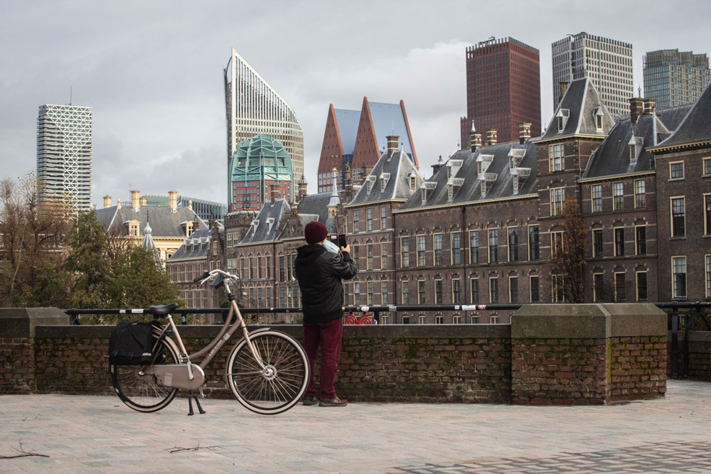 NN Investment Partners is headquartered in The Hague, Netherlands. (Peter Boer/Bloomberg)