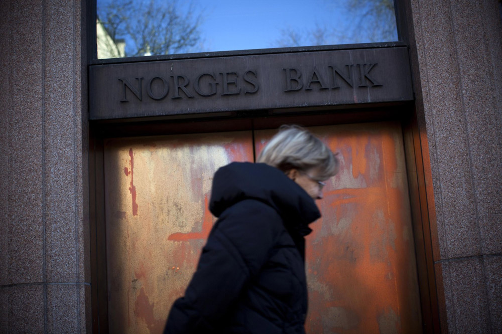 Norges Bank's Governor Stands by a Controversial Hedge Fund Hire. Its Watchdog Doesn't Entirely Agree.