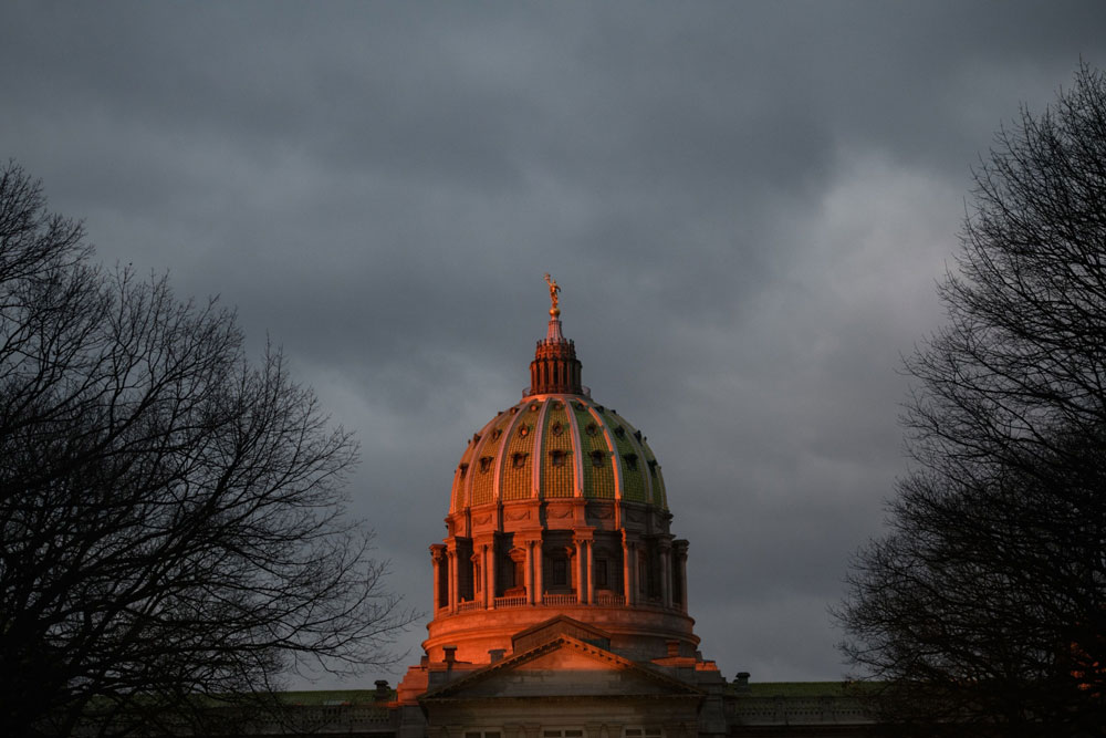 Amid Federal Investigation, Senator Sues PSERS Over Lack of Transparency