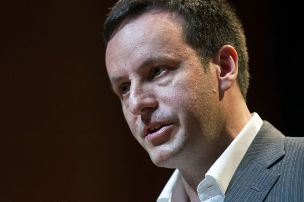 Alex Denner, chief investment officer of Sarissa Capital. (Andrew Harrer/Bloomberg)