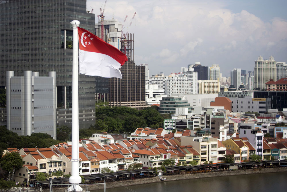 Tiga Investments is based in Singapore. (Brent Lewin/Bloomberg)